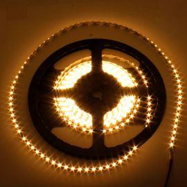 LED pásek teplá bílá délka 1 metr, SMD 335 (boční), 120LED/m - vodotěsný STRF 335-120-WW-IP65