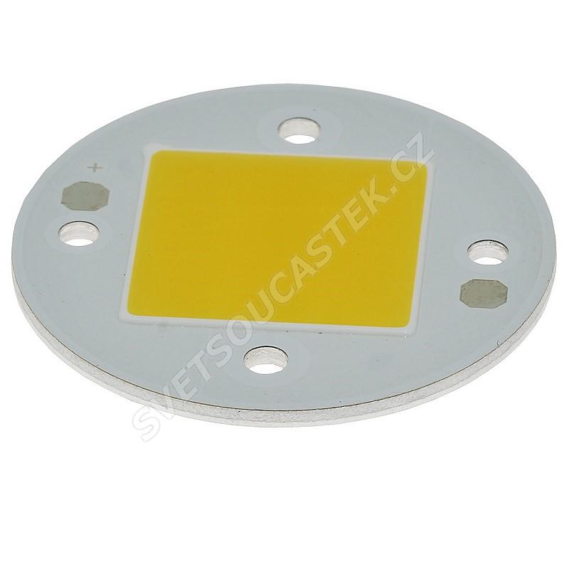 LED 5W kulatá teplá bílá 400lm/120° Hebei 5VAC9DW3