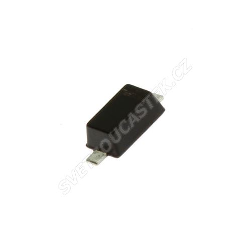 Usměrňovací dioda 75V 0.2A 4ns SOD-123 Semtech1N4148W