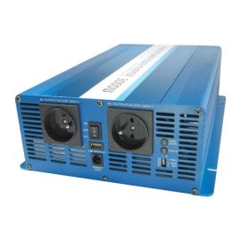 Měnič napětí 24V/230V 3000W CZ (čistý sinus)  CARSPA