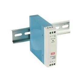 Průmyslový napájecí zdroj na DIN lištu 10W 24V/0.42A Mean Well MDR-10-24