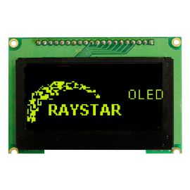 Grafický OLED displej Raystar RET012864EYPP3N00000