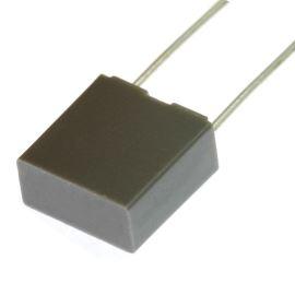 Fóliový kondenzátor 100nF/63V RM 5mm 7.2x6.5x2.5mm Faratronic C241J104J20A201