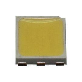 LED SMD PLCC6 0,5W teplá bílá 10000mcd/120° 6 čipů Hebei PLCC6-0.5W-W3