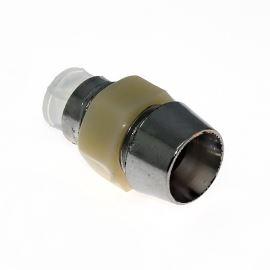 Objímka LED prům. 5mm ABS - 3 dílná Hebei LC-05