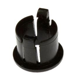 Objímka LED průměr 5mm plastová - 1 dílná Kingbright RTC-51