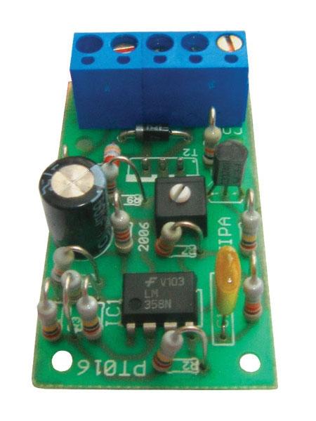Elektronická stavebnice PWM výkonového regulátoru