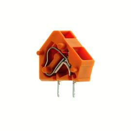 Svorkovnice do DPS oranžová 250V/24A WAGO 236-746