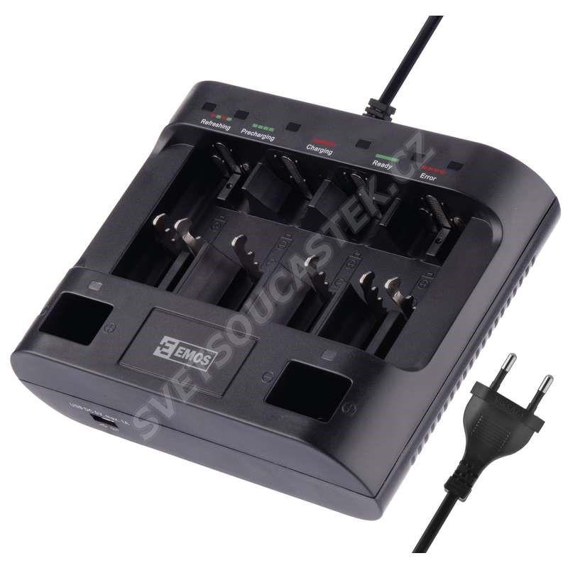 Nabíjačka batérií N9168S