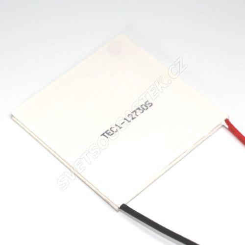 Peltierův článek 350W 62x62mm Hebei TEC1-12730S