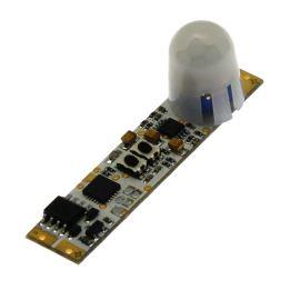 Pohybový spínač pro LED pásky do profilu 9-28VDC/7.5A LED4est L4EPIR1H