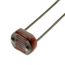 Fotorezistor 10...20k ohm 0.1W 540nm WDYJ GM5528