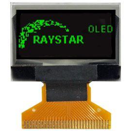 Grafický OLED displej Raystar RET012864DGPP3N00000