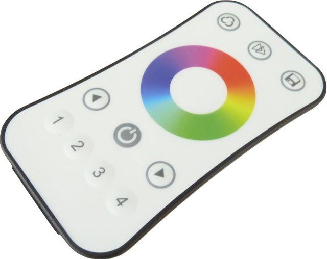 T-led dimLED OVS RGB 4KR dálkový ovladač pro barevné LED osvětlení 069202
