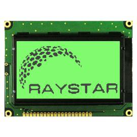 Grafický LCD displej Raystar RG12864A-FHG-V