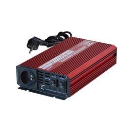 Menič napätia 12V / 230V 600W CZ UPS + nabíjačka CARSPA UPS600