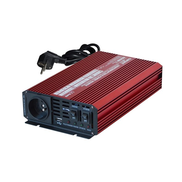 Carspa UPS600 12V/230V 600W