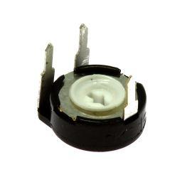 Uhlíkový trimr 10mm lineární 25k Ohm ležatý 20% Piher PT10LV10-253A2020S