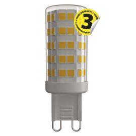 LED žiarovka Classic JC A ++ 4,5W G9 teplá biela