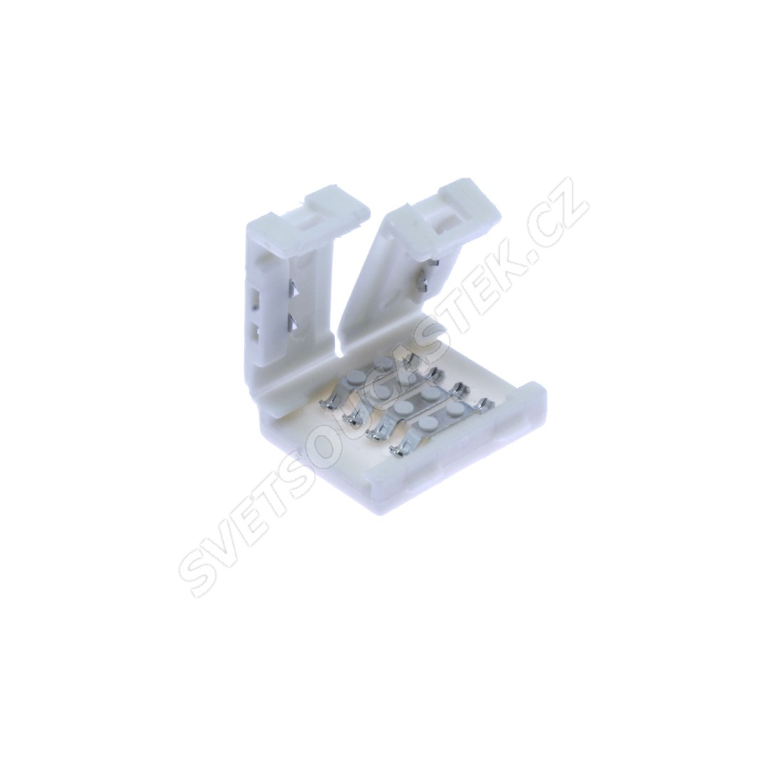 Spojka pro 10mm LED pásky - Hebei 10mm Connector 211100001
