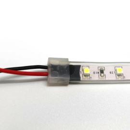 LED pásek zelená, SMD 3528, 60LED/m (balení 5m) - vodotěsný (silikon) STRF 3528-60-G-IP66