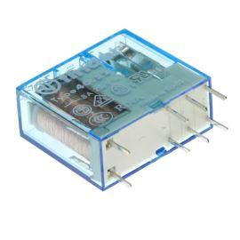 Elektromagnetické relé s DC cívkou do DPS 12V DC 8A Finder 40.52.9.012.0000