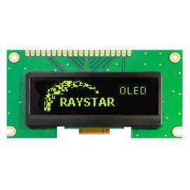 Grafický OLED displej Raystar RET013232AYPP3N00000