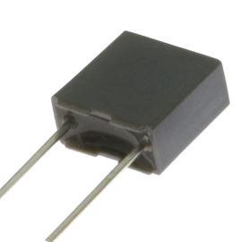 Fóliový kondenzátor 220nF/63V RM 5mm 7.2x7.5x3.5mm Faratronic C241J224J20A201