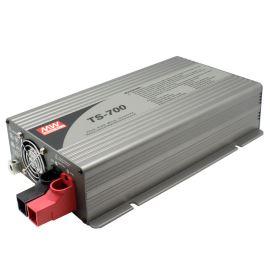 Menič napätia do auta 24V / 230V 700W (čistý sínus) Mean Well TS-700-224B
