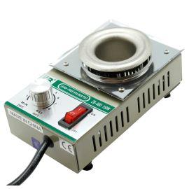 Cínovací lázeň s regulací teploty pro 300g cínu 150W POT-ZB38D