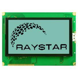 Grafický LCD displej Raystar RG240128B-GHW-V