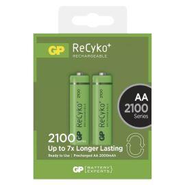Nabíjecí baterie GP ReCyko+ 2100 HR6 (AA), 2 ks v blistru