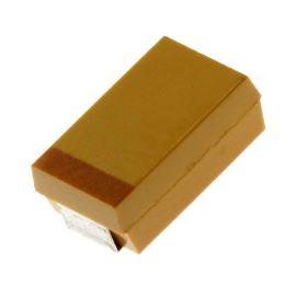 Tantalový kondenzátor SMD CTS 100uF/10V D 10% AVX TAJD107K010R