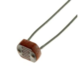 Fotorezistor 5...10k ohm 0.05W 540nm WDYJ GM4516