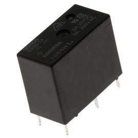 Elektromagnetické relé s DC cívkou do DPS 5VDC 3A/125VAC Omron G5SB-14 5VDC