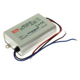 AC/DC LED driver- zdroj konst. proudu (15-50V/500mA) Mean Well APC-25-500