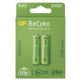 Nabíjecí baterie GP NiMH 2500 HR6 (AA), 2 ks v papírové krabičce