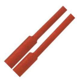 Bužírka smršťovací 2.5 / 1.25mm červená