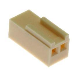 Konektor se zámkem pro 2 piny (1x2) na kabel RM2.54mm Xinya 137-02 H