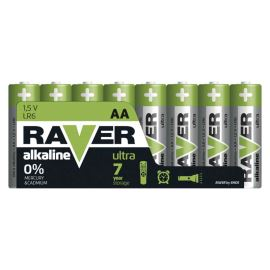 Alkalická baterie RAVER LR6 (AA)