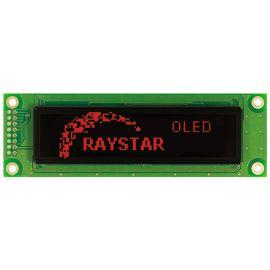 Grafický OLED displej Raystar REG010016FRPP5N00000