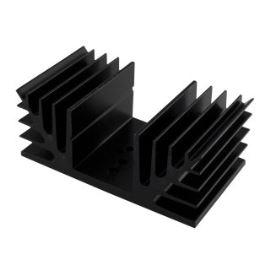 Chladič Alutronic PR130/50/SE