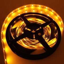 LED pásek žlutý SMD 5050, 60LED/m (balení 5m) - nevodotěsný STRF 5050-60-Y