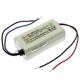 Napájecí zdroj pro LED pásky 10W 5V/2A IP30 Mean Well APV-12-5