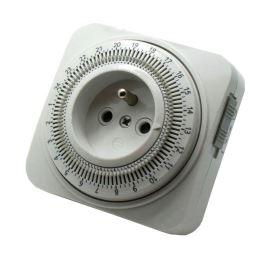 Mechanické spínacie hodiny denné Solight DT-06