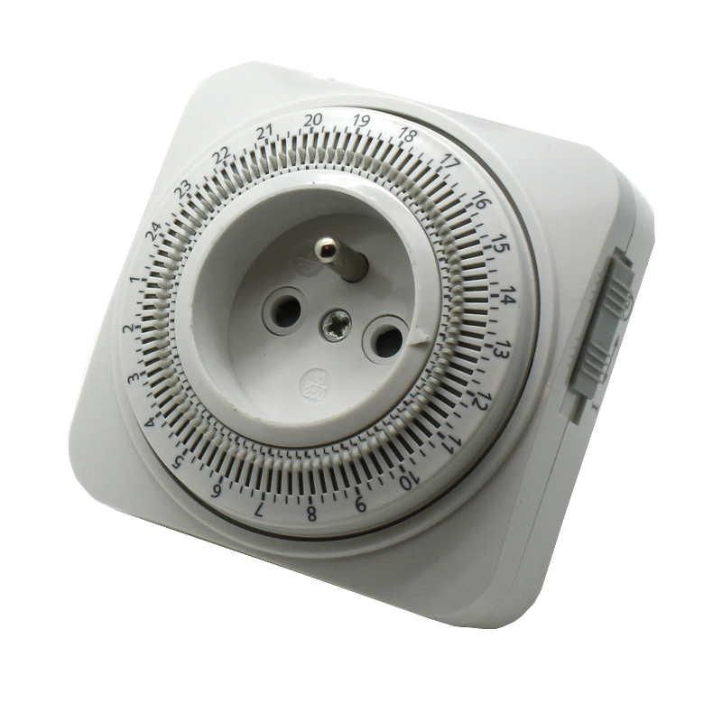 Solight Mechanické spínací hodiny denní Solight DT-06