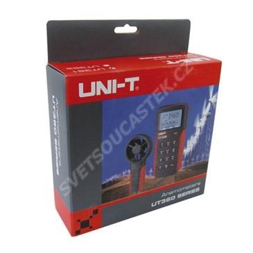 Digitální anemometr UNI-T UT361