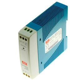 Průmyslový napájecí zdroj na DIN lištu 10W 12V/0.84A Mean Well MDR-10-12