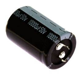 Elektrolytický kondenzátor Snap-in E 10000uF/50V 30x45 RM10 85°C Jamicon LPW103M1HP45M
