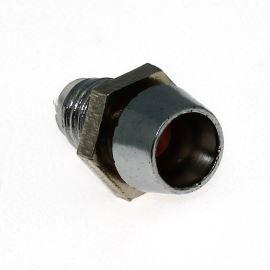 Objímka LED prům. 3mm mosazná - 3 dílná Hebei LC-03B
